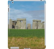 Ruins of Stonehenge iPad Case/Skin