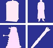Doctor Who by IamJane--