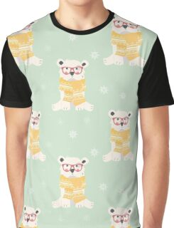 Polar bear, pattern 004 Graphic T-Shirt