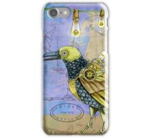 Steampunk Raven iPhone Case/Skin