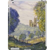 Bridlington Priory from Woldgate iPad Case/Skin