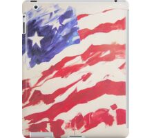 Recapturing My Flag iPad Case/Skin