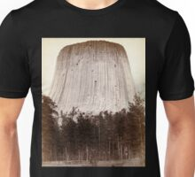 Devil's Tower - John Grabill - 1887 Unisex T-Shirt
