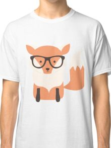 Christmas fox, pattern 002 Classic T-Shirt