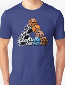 Impossible Blocks Unisex T-Shirt