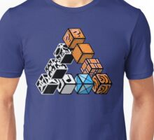 Impossible Blocks Unisex T-Shirt