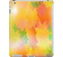 Enlightenment textiles iPad Case/Skin