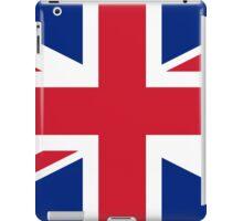 UK flag Union Jack iPad Case/Skin