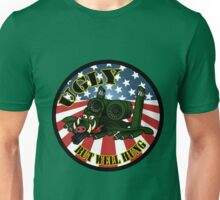 ugly but well hung green Unisex T-Shirt