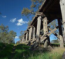 Historic Railway Bridge by Joshua Westendorf