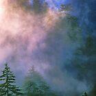 MOUNTAINS SPIRIT by Chuck Wickham