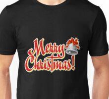 Christmas Jingle Bells Unisex T-Shirt