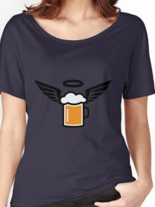 ANGEL BEER 2 Women's Relaxed Fit T-Shirt