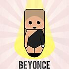 Beyonce - I. by Mark Gillett