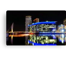 BBC North Canvas Print