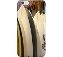 Vacation Time II - Hossegor, France. iPhone Case/Skin