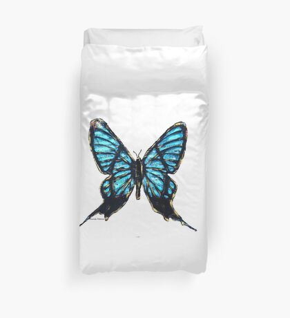 Rebirth Butterfly Duvet Cover