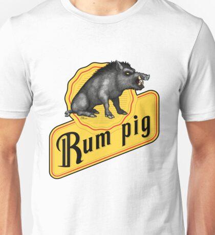 Rum Pig Unisex T-Shirt