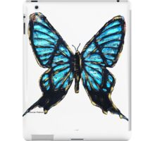 Rebirth Butterfly Cut iPad Case/Skin