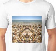 Shells on a Beach Unisex T-Shirt