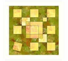 Belgencissa V1 - autumn colours Art Print