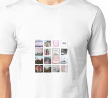 CUSTOM Album Cover Collage On Anything. You Choose The Albums. Unisex T-Shirt