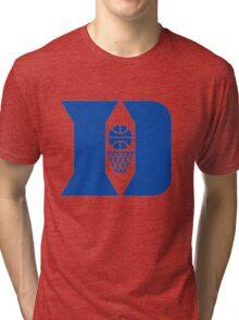 duke basketball  Tri-blend T-Shirt