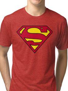 SUPERMAN Tri-blend T-Shirt