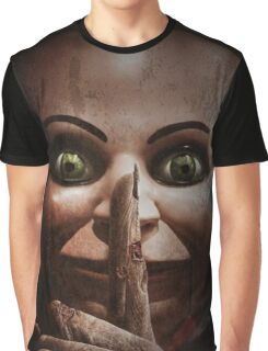 Silence please... Graphic T-Shirt