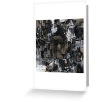 All Is Vain Greeting Card
