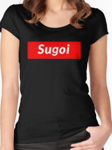 sugoi Women's Fitted Scoop T-Shirt