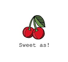 Cherry - Sweet As! by tosojourn