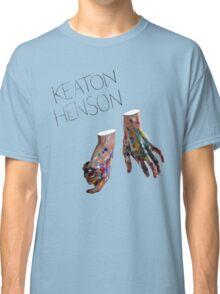 Keaton Henson - Hands Artwork Classic T-Shirt