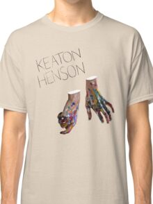 Keaton Henson - Hands Artwork Classic T-Shirt