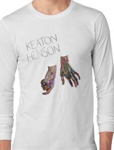 Keaton Henson - Hands Artwork Long Sleeve T-Shirt