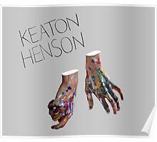 Keaton Henson - Hands Artwork Poster