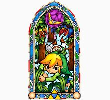 LoZ Boomerang Stained Glass Unisex T-Shirt