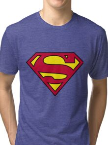 SUPERMAN  Tri-blend T-Shirt