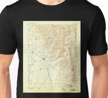 USGS TOPO Map California CA Chico 299271 1895 125000 geo Unisex T-Shirt
