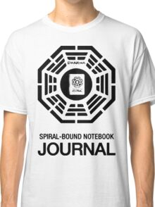 Spiral Notebook Dharma Classic T-Shirt