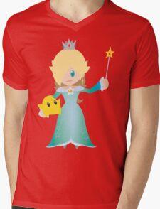 Chibi Rosalina Vector Mens V-Neck T-Shirt