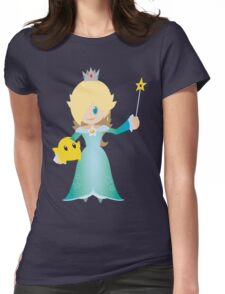 Chibi Rosalina Vector Womens Fitted T-Shirt