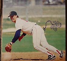197 - Tim Naehring by Foob's Baseball Cards