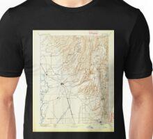 USGS TOPO Map California CA Chico 299269 1895 125000 geo Unisex T-Shirt