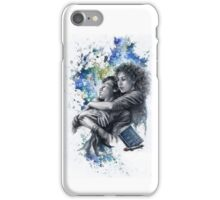 The Doctor and River  iPhone Case/Skin
