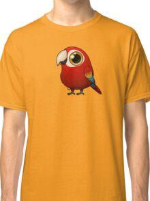 Cute Fat Macaw Classic T-Shirt