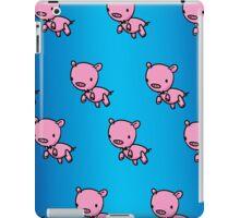 Cute Piggies iPad Case/Skin