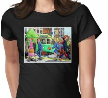 The Executive Secretary Womens Fitted T-Shirt