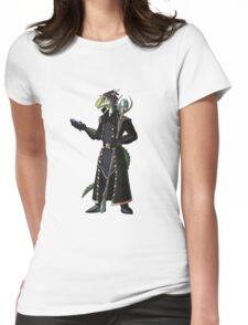 Skyrim Thalmor Argonian Womens Fitted T-Shirt