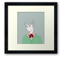 dont worry about it! Framed Print